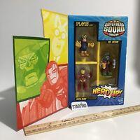Marvel Super Hero Squad Show San Diego Comic Con City Mayor Dr. Doom Iron Man