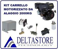 KIT OLEODINAMICO PER CARRELLO DA ALAGGIO MOTORIZZATO - BY DELTASTORE TECHNOLOGY
