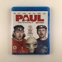 Paul (Blu-ray, 2011)