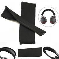 FA- Universal Zipper Headphone Headband Cover Cushion Pad Replacement Parts Grac