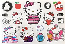 Brand New Hello Kitty Temporary Tattoos - Great for Parties  CG-055
