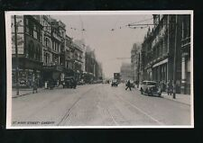 Real Photographic (RP) Cardiff Collectable Glamorgan Postcards