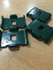 60no Steel Mesh Fencing Clips PPC Green