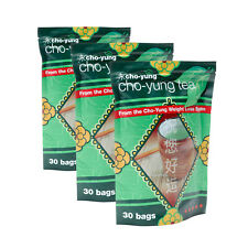 Cho Yung - Green Tea Weight Loss Tea - FLAT TUMMY TEATOX - Free Delivery 3 Bags
