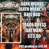 DARK NIGHTS: DEATH METAL #1 - EXCLUSIVE VARIANT - KAEL NGU