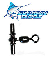 Fishing rig swivels. 1.6mm Bran Swivels / Sleeve Swivels. Deepwater fishing rigs