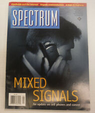IEEE Spectrum Magazine Mixed Signals & Handhelds August 2000 FAL 061715R2