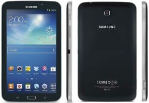 Samsung Galaxy Tab 3 (8GB) SM-T217S WiFi Black (Sprint)16gig tmobile tab3 No Sim