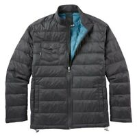 New Linksoul Hilgard Quilted Down Jacket Black
