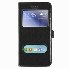Custodia Cover Sacchetto Nero Interno Silicone per Samsung Galassia J3 2016
