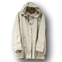 Swedish Army Vintage off white Snow Parkas, Smock, Limited Stock