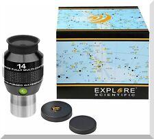 """EXPLORE SCIENTIFIC 82° Ar Okular 14 mm (1,25"""")"""