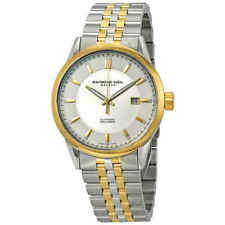 Raymond Weil Freelancer Automatic Silver Dial Men's Watch 2731-STP-65001