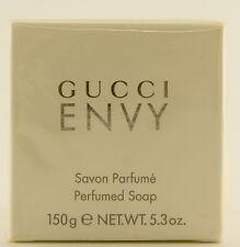 (GRUNDPREIS 33,27€/100g) GUCCI ENVY WOMAN 150g PERFUMED SAOP PARFUMIERTE SEIFE