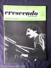 CRESCENDO JAZZ MAGAZINE - JUNE 1978 - CHICK COREA