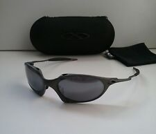 OAKLEY ROMEO 1 X-METAL / BLACK IRIDIUM Sunglasses juliet mars xx penny c six 2