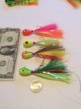 Aspirine têtes de dandinette JIG Flys liant sandre Zander leurres de pêche bass
