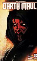 Star Wars Darth Maul #1 Michael Turner Aspen Variant Marvel Comics