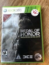 Medal of Honor -- Limited Edition (Microsoft Xbox 360, 2010) H3