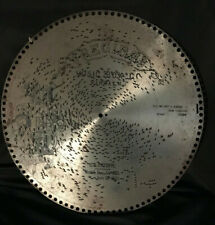 "Regina Music Box Disc Tell Me Pretty Maiden From Florodora Stuart 15 1/2"" Metal"