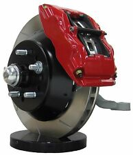 """65-73 Mustang 13x1.25"""" Front Disc Brake System"""
