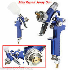 Mini HVLP Air Spray Gun Auto Car Detail Touch Up Paint Sprayer Spot Repair Tool