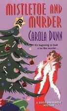 Mistletoe and Murder by Carola Dunn (2004, Paperback)