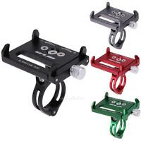 Universal Motorcycle Bicycle Bike Handlebar Mount Holder Phone Stand for iPhone