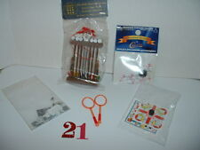 "1/12"" DOLL HOUSE FURNITURE GAMES COLLECTION"