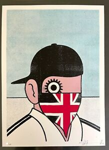 Paul Insect - Clockwork Britain - Glastonbury Blue