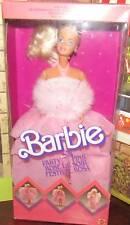 GORGEOUS MIB & NRFB PARTY PINK ROSE DU SOIR FESTIVAL ROSA FOREIGN BARBIE C-1987