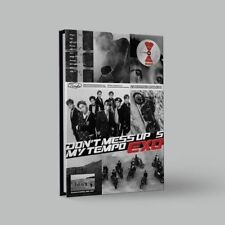 EXO - DON'T MESS UP MY TEMPO [Allegro Ver.] CD+Booklet+Card+Gift+Tracking Num