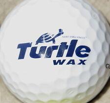 (1) Turtle Wax Car Logo Golf Ball