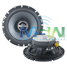 "*NEW* ALPINE® SPS-610 6-1/2"" 2-Way TYPE-S COAXIAL CAR AUDIO SPEAKERS 6.5"" PAIR"