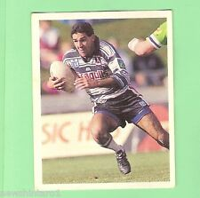 1993 SELECT RUGBY LEAGUE  STICKER - #106 DANNY PEACOCK, GOLD COAST SEAGULLS