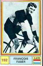 FRANCOIS FABER champion Cyclisme ciclismo Cycling Cycliste Chromo Tour de France