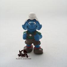 Figurine collection SCHTROUMPF Smurf Suisse SCHLEICH Germany PEYO