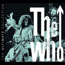 NEW The Who: The Ultimate Collection (Audio CD)