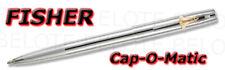 Fisher Cap-O-Matic Space Pen w/ Shuttle Emblem M4CSH