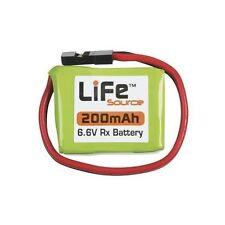 HOBBICO LIFE 6.6v 200mah RX RECEIVER LIFESOURCE UNIVERSAL CONNECTOR HCAM6402