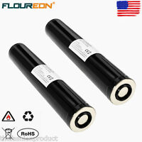 2x 3000mAh Ni-MH Battery for Streamlight 75175 75375 Maglight ST75175 HP 75302
