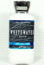 1 Bath & Body Works WHITEWATER RUSH Body Lotion / Hand Cream MENS