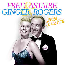 CD Fred Astaire & Ginger Rogers Golden Dance Hits 2CDs