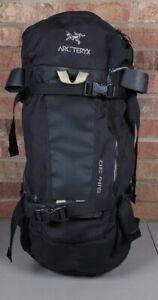 Arcteryx Silo 30 Ski BackPack Black