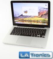 "Apple MacBook Pro A1278 2011 13"" i7-2620M 4GB 500GB MC724LL/A High Sierra AS IS"