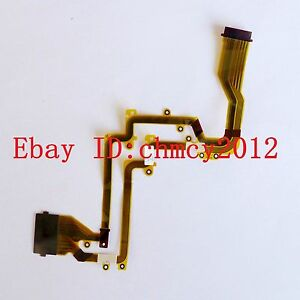 LCD Flex Cable For Panasonic HC-V500GK HC-V520M HC-V550 Camera Repair Part