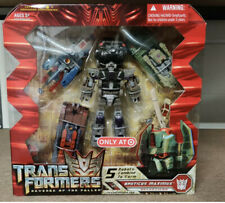 Transformers ROTF Revenge of the Fallen Bruticus Maximus Sealed Target Exclusive