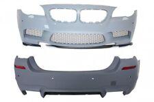 Body Kit Paraurti BMW serie 5 F10 2011 > 2014 NO LCI Look M5 design paraurti