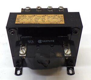 SQUARE D, MACHINE TOOL CONTROL TRANSFORMER, S30021-913-50, CLASS 9070