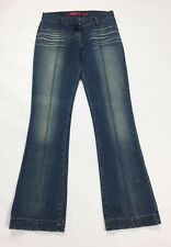 Miss sixty new kirk jeans usato w31 tg 45 bootcut zampa hot donna denim T2410